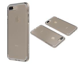 Body Glove Clownfish Aluminium case for iPhone 7 - Clear / Gold